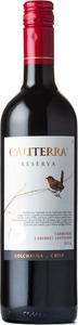 Caliterra Reserva Carmenere Cabernet Sauvignon 2014, Valle Del Rappel, Valle De Colchagua Bottle