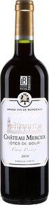 Château Mercier Louis Roche Cuvée Prestige 2010, Côtes De Bourg Bottle