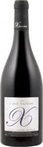 Xavier Cuvée Anonyme Châteauneuf Du Pape 2007 Bottle