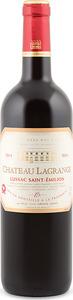 Château Lagrange 2011, Ac Lussac Saint émilion Bottle