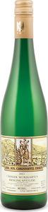 Joh. Jos. Christoffel Erben Ürziger Würzgarten Riesling Spätlese 2013, Prädikatswein Bottle