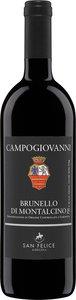 San Felice Campogiovanni Brunello Di Montalcino 2010, Docg Bottle