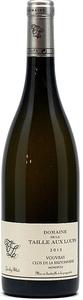Clos De La Bretonnière Vouvray 2012 Bottle