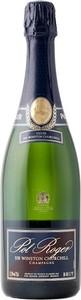 Pol Roger Cuvée Sir Winston Churchill Vintage Brut Champagne 2001 Bottle