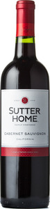 Sutter Home Cabernet Sauvignon Bottle