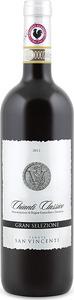 Tenuta San Vincenti Gran Selezione Chianti Classico 2011 Bottle