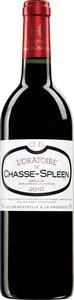L'oratoire De Chasse Spleen 2011 Bottle