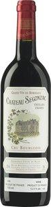 Château Segonzac 2011 Bottle