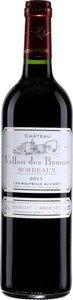 Château Vallon Des Brumes 2011 Bottle