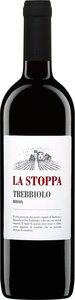 Emilia Rosso La Stoppa Trebbiolo 2013 Bottle