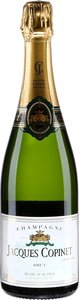 Champagne Jacques Copinet Blanc De Blancs Brut, Champagne Bottle