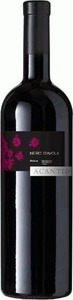 Acanteo Nero D'avola 2013, Terre Siciliane Bottle