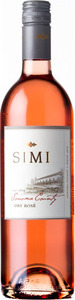 Simi Dry Rose 2014, Sonoma County Bottle