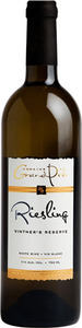 Domaine De Grand Pré Riesling Vintner's Reserve 2013 Bottle