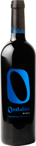 Ondalan Joven 2014, Rioja Bottle