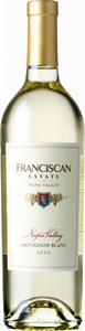 Franciscan Estate Sauvignon Blanc 2014, Napa Valley Bottle