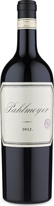 Pahlmeyer Merlot 2012, Napa Valley Bottle