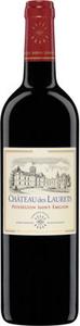 Château Des Laurets 2012, Puisseguin Saint émilion Bottle