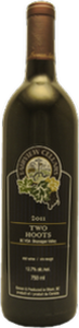 Fairview Cellars Two Hoots 2013, BC VQA Okanagan Valley Bottle