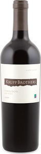 Krupp Brothers Veraison Red 2009, Napa Valley Bottle