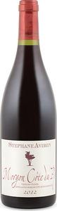 Stephane Aviron Vieilles Vignes Morgon Côte Du Py 2012, Ac Bottle