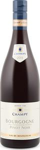 Champy Bourgogne Pinot Noir 2013, Ac Bottle