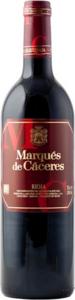 Marqués De Cáceres Tinto Reserva 2008, Doca Rioja Bottle
