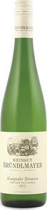 Bründlmayer Kamptaler Terrassen Grüner Veltliner 2013, Dac Kamptal Bottle