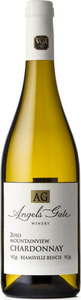 Angels Gate Mountainview Chardonnay 2010, VQA Beamsville Bench, Niagara Peninsula Bottle