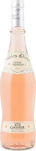 Gassier Sables D'azur Rosé 2014, Ap Côtes De Provence Bottle