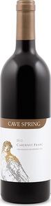 Cave Spring Cabernet Franc 2013, VQA Niagara Escarpment Bottle