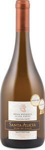 Santa Alicia Gran Reserva De Los Andes Chardonnay 2013, Maipo Valley Bottle
