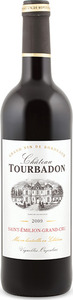 Château Tourbadon 2009, Ac Saint émilion Grand Cru Bottle