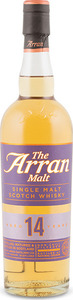 The Arran Malt Isle Of Arran 14 Year Old Single Malt Scotch, Unchillfiltered (700ml) Bottle