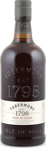 Tobermory 15 Year Old Single Malt Scotch (700ml) Bottle
