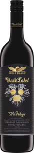 Wolf Blass Black Label Shiraz Cabernet Sauvignon Malbec 2009, South Australia Bottle