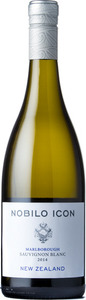 Nobilo Icon Sauvignon Blanc 2015, Marlborough, South Island Bottle