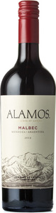 Alamos Malbec 2014 Bottle