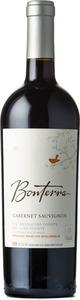 Bonterra Cabernet Sauvignon 2013, Mendocino County Bottle