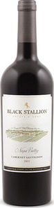 Black Stallion Cabernet Sauvignon 2012, Napa Valley Bottle