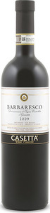 Casetta Barbaresco 2010, Docg Bottle