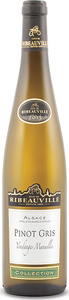 Cave De Ribeauville Collection Pinot Gris 2014, Ac Alsace Bottle