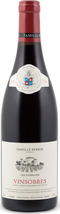 Perrin & Fils Les Cornuds Vinsobres 2013 Bottle