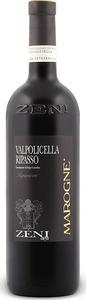 Zeni Marogne Ripasso Valpolicella Superiore 2013, Doc Bottle