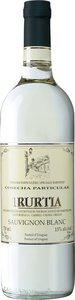 Irurtia Sauvignon Blanc 2012 Bottle