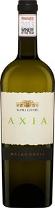 Alpha Estate Axia Malagouzia 2014, Pgi Florina Bottle