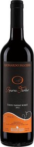 Lenoardo Jose Falcone Reserva Familiar Tannat 2012 Bottle