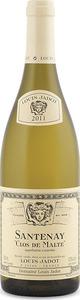 Louis Jadot Clos De Malte Santenay Blanc 2013, Ac Bottle