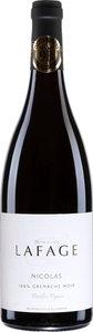 Domaine Lafage Cuvée Nicolas 2013 Bottle