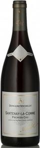 Domaine Michelot Santenay La Comme 1er Cru 2013, Ac Bottle